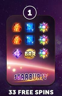 Starburst Netent